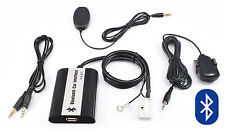 Bluetooth AUX Adapter Interface Freisprechanlage VW RCD RNS MFD 200 210 300 1 2