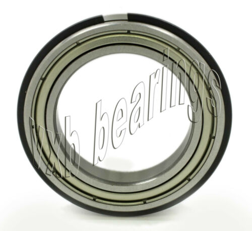 6305ZZNR Shielded Bearing Snap Ring 25x62x17