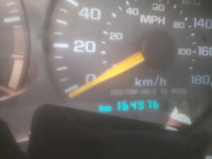 Great truck low kms