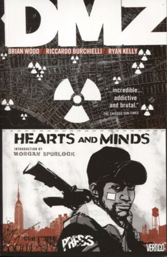 Details about  /DMZ TPB VOL 8 HEARTS AND MINDS
