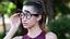 thumbnail 82 - Flip Up Circle Steampunk Glasses Goggles Sunglasses Emo Retro Vintage Cyber Punk