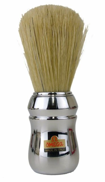 OMEGA 48 Professional Quality Shaving BRUSH | Used by Barbers | Best Value