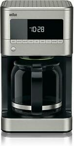Braun KF7170 BrewSense 12-cup Drip Coffee Maker
