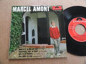 DISQUE-45T-DE-MARCEL-AMONT-AVEC-LANGUETTE-034-MARIA-ET-LE-POT-AU-LAIT-034