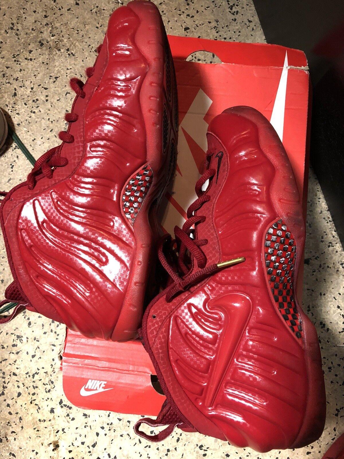 quality design f101d a2606 Nike Air Foamposite PRO Gym Gym Gym Red October Size 10.5 efc80b