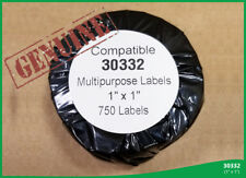 4xl Dymo Twin Turbo 18 Rolls Of 30332 Compatible Small Multipurpose Labels