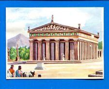 STORIA DELLE CIVILTA -Baggioli 72 Figurina-Sticker n 250 - TEMPIO DI APOLLO -Rec