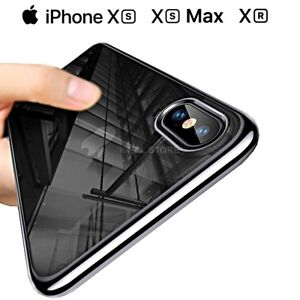 COVER-per-Apple-Iphone-XS-Max-XR-CUSTODIA-TPU-Ultra-Slim-Morbida-Trasparente