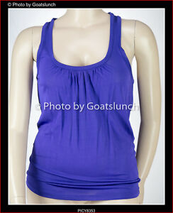 Ted-Baker-London-Top-Size-14-4-New-Without-Tags-Slinky-Tank