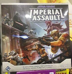Star Wars Imperial Assault (juego de mesa) - Core Set en castellano