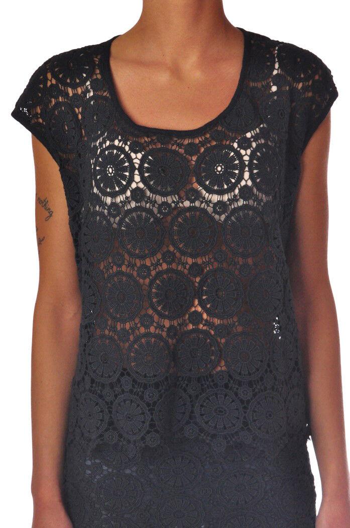 Mercì - Topwear-T-shirts - woman - Blau - 822718C184344