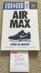 e876c4285e597 Image is loading sneaker-freaker-issue-35-magazine-nike-air-max-