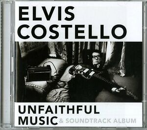 COSTELLO-ELVIS-UNFAITHFUL-MUSIC-amp-SOUNDTRACK-ALBUM-2-CD-NUOVO-SIGILLATO