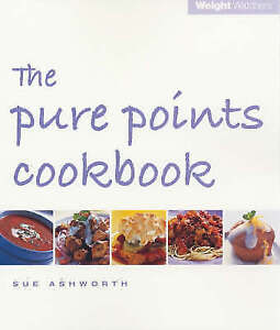 Weight-Watchers-The-Pure-Points-Cookbook-by-Sue-Ashworth-Acceptable-Used-Book