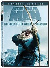 MOUNTAIN MEN : SEASON 4 part 1  -  DVD - Region 2 UK Compatible - Sealed