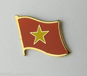 Image Is Loading VIETNAM NORTH NATIONAL COUNTRY WORLD FLAG LAPEL PIN