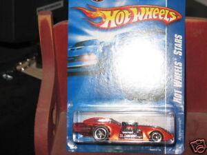 Hot Wheels Mint Loose MYSTERY RD-08