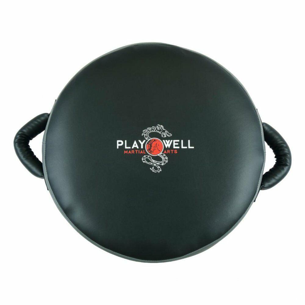 Playwell rossoondo Boxe Protezione Calci Panno Sacco da Boxe Focus Boxe