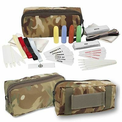 MILITARY COMMANDER ORDERS MODEL KIT MULTICAM MTP BAG CAMO ARMY COMMANDO INFANTRY