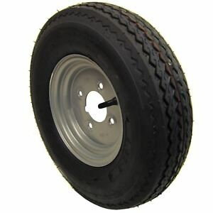 Trailer-Wheel-and-Tyre-400-x-8-034-4ply-4-034-pcd