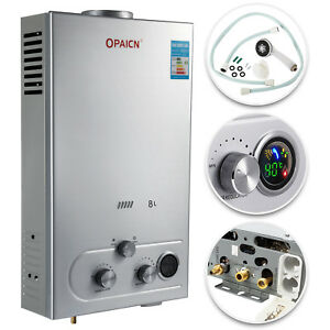 8L-LPG-Water-Heater-2-1GPM-Propane-Gas-Tankless-Stainless-Instant-Boiler-16KW