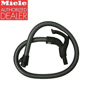 miele ses 121 electric vacuum hose fits most c3 and s8000 model vacuum cleaners ebay. Black Bedroom Furniture Sets. Home Design Ideas
