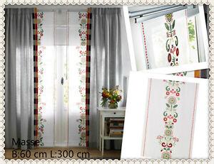 Schlafzimmer Len Ikea ikea åkerkulla panel curtain multicolour wide 60 cm x length 300
