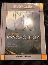 Exploring Psychology By David G Myers And C Nathan Dewall 2016