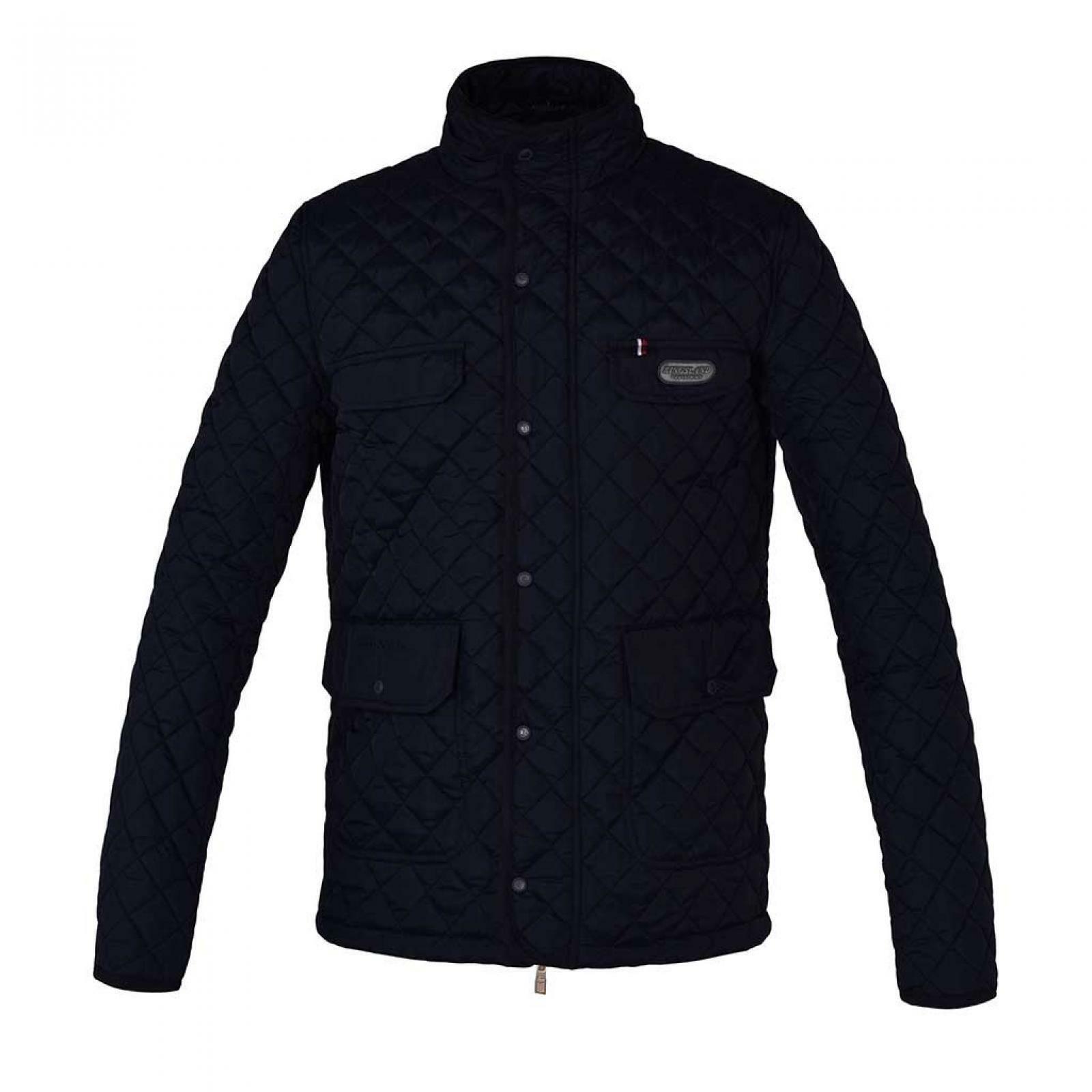 Kingsland mario acolchado señores chaqueta Navy s19