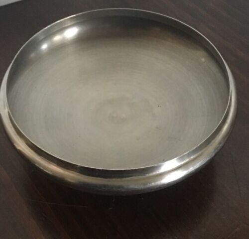"""Revere Ware Stainless Steel Lid inside rim edge 5 3//8/"""" 1 qt LID ONLY"""