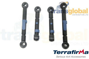 Adjustable Air Suspension Lift Rod Kit For Land Rover Discovery 3 4 Terrafirma Ebay