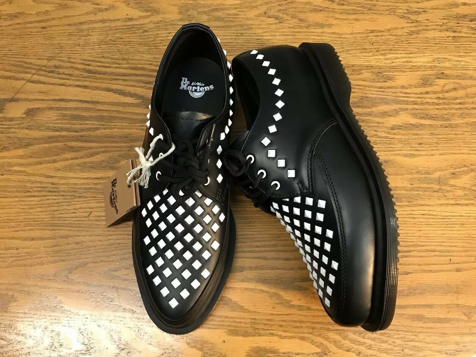 DR. MARTENS WILLIS LOAFER SHOES NEW MENS SIZE 7 WOMENS SIZE 8