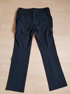 Tchibo  Damen Soft Shell Hose  schwarz Gr. 38