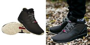 a363f8b0ed6b0 new ADIDAS ZX FLUX 5 8 TR men s 11 45 black trail utility hiking ...
