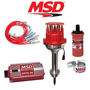 msd ignition kit digital 6al distributor wires coil bracketimage is loading msd ignition kit digital 6al distributor wires coil