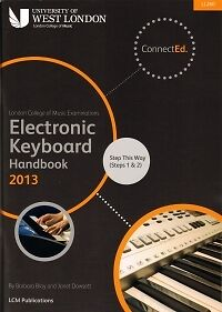 LCM KEYBOARD HANDBOOK 2013-2019  STEPS 1 /& 2*