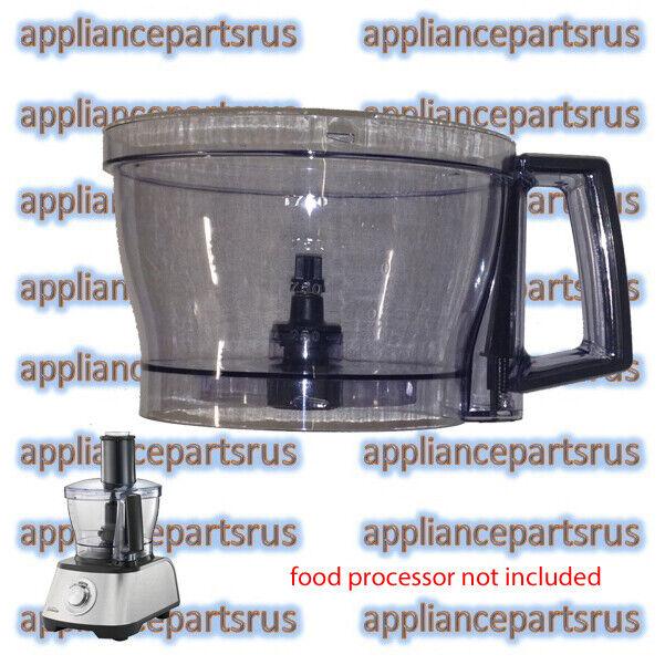 Sunbeam LC5000 LC6000 Food Processor Bowl - LC50011 - NEW - GENUINE - IN STOCK