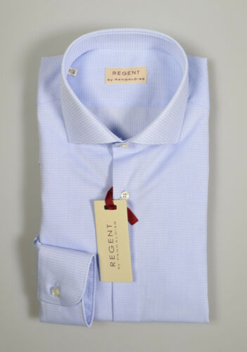 sale retailer e7c2a 14a66 Cotone Camicia Slim Pancaldi By Regent Operato Francese Puro ...
