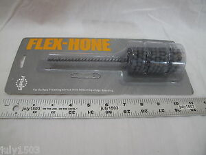 "NEW 1-1//2/"" 240 grit Flexible Cylinder Hone Bore Diameter Ball Engine Flex 1"