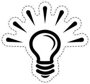 Details Zu 5x Licht Aufkleber Symbol 45x45 Cm Für Schalter Taster Transparente Folie