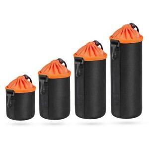 Waterproof-Neoprene-DSLR-Camera-Lens-Soft-Protector-Pouch-Case-Bag-Size-S-M-L-XL
