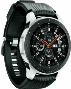 Samsung Galaxy Watch 46mm Silver Bluetooth SM-R800 NO BAND