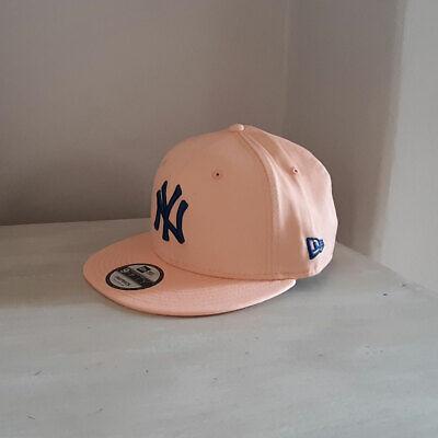 New York Yankees New Era Snapback 9Fifty Medium//Large Brown