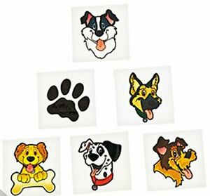Puppy-Temporary-Tattoos-Party-Bag-Fillers-Pack-Sizes-6-36