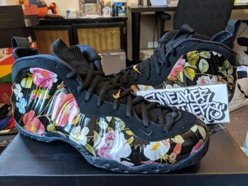 Nero Star One Nike 314996 012 Bianco All Rosa Foamposite Air 2019 Floreale 0yv8ONwmn