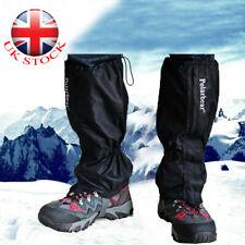 Waterproof Winter Warm Gaiters Walking Boot Gaters Camping Hiking Leggings Sport