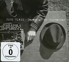 JOHN HIATT - TERMS OF MY SURRENDER USED - VERY GOOD CD
