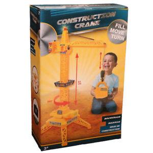 Kinderkran-Baukran-Kran-mit-Licht-und-Fernbedienung-Spielzeug-63cm