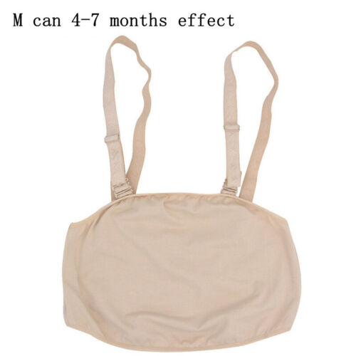 Fake Belly Artificial Baby Tummy Belly Pregnancy Pregnant Bump Cloth Bag Gift