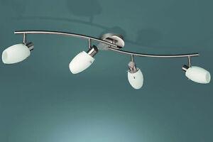 Applique philips massive usagi 4x12w e14 stainless steel glass satin